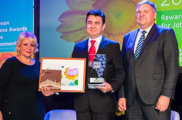 Avrupa Çevre Ödülü Hydromx