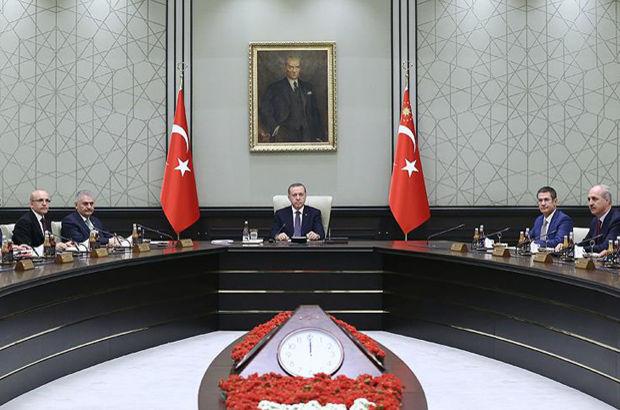 Bakanlar Kurulu Recep Tayyip Erdoğan