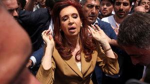 Eski Arjantin Devlet Başkanı hakkındaki soruşturma