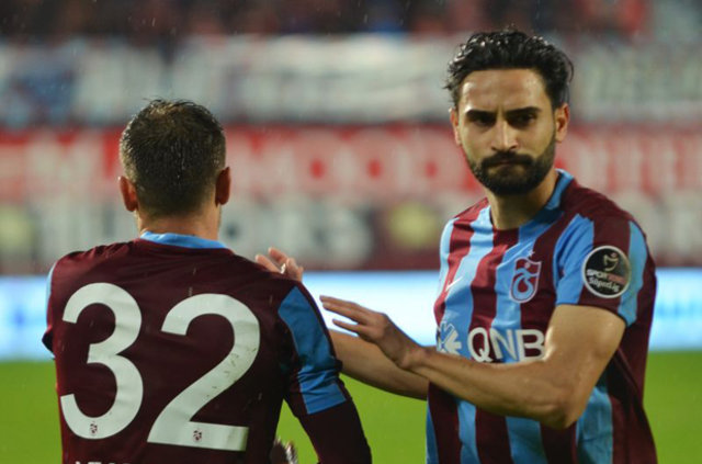Trabzonspor'da devre arası harekatı