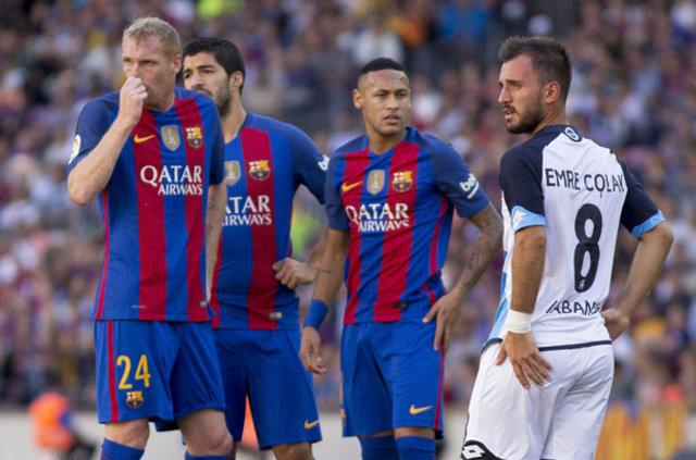 İspanya Emre Çolak'ı konuşuyor!