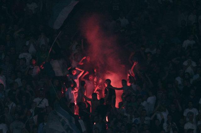 Beşiktaş-Napoli maçı öncesi olay!