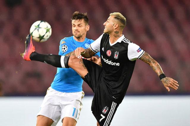 Beşiktaş, UEFA Şampiyonlar Ligi'nde 11 yabancı ile sahada yer alan ilk Türk takımı oldu