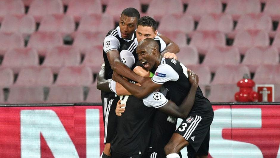 Beşiktaş Napoli Vodafone Arena Şampiyonlar Ligi