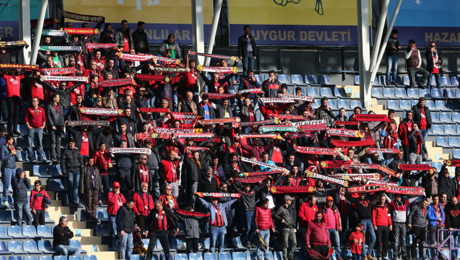 Passolig Eskişehirspor suç duyurusu