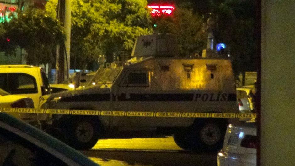 kızıltepe Ak Parti saldırı