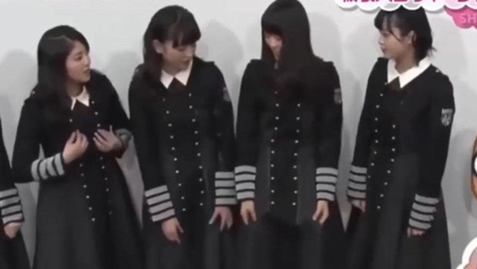 Keyakizaka46, Nazi