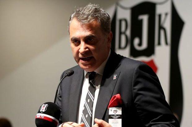 Fikret Orman Beşiktaş Atiker Konyaspor