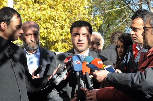Cumhuriyet gazetesi Selahattin Demirtaş