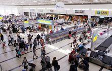 Antalya'ya gelen yolcu sayısı düştü