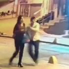 LALELİ'DE DEHŞET ANLARI KAMERADA!