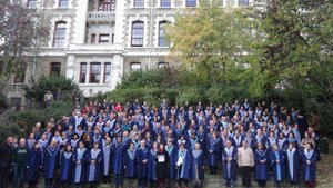 Boğaziçi Üniversitesi öğretim üyeleri rektör seçimlerini düzenleyen KHK'nın iptalini istedi