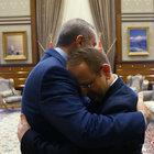 CUMHURBAŞKANI O KAHRAMANI KABUL ETTİ!