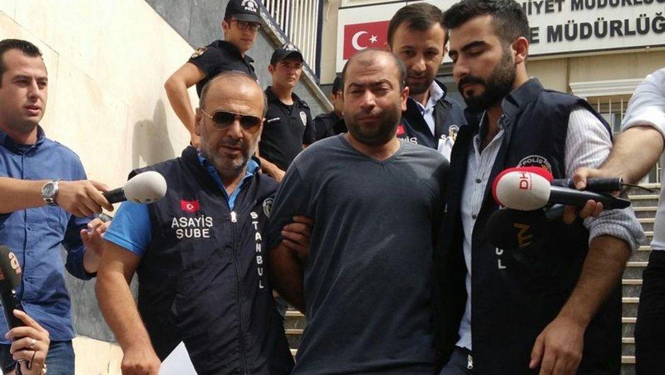 Abdullah Çakıroğlu saldırgan