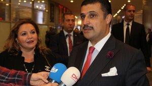 Kaçar Hanedanlığı'nın son şehzadesi Babek Mirza İstanbul'da