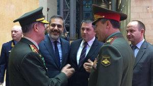 Genelkurmay Başkanı Org. Akar, Hakan Fidan ile Rusya'ya gitti
