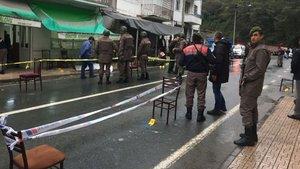 Rize'de kahvehaneyi taradılar: 3 ölü, 7 yaralı!