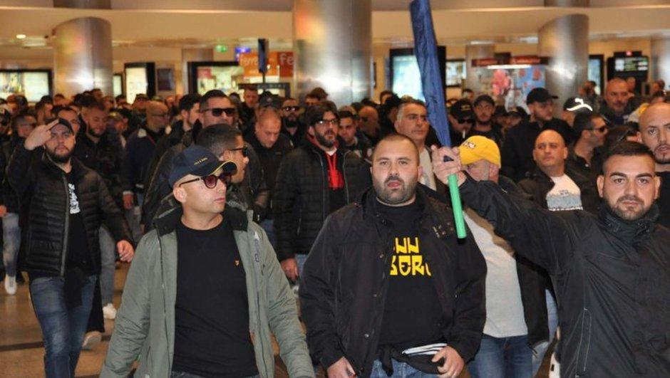 Napoli Beşiktaş