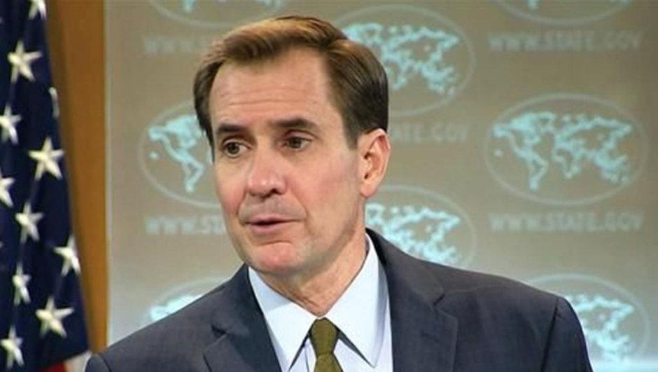 ABD Rusya Suriye John Kirby