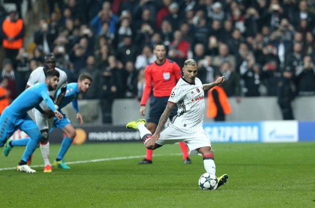 Şampiyonlar Ligi'nde Beşiktaş gruptan nasıl çıkar?