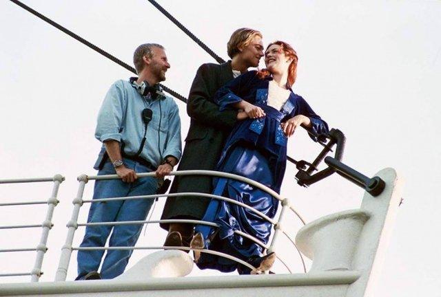Titanik filminin görülmeyen tarafı!