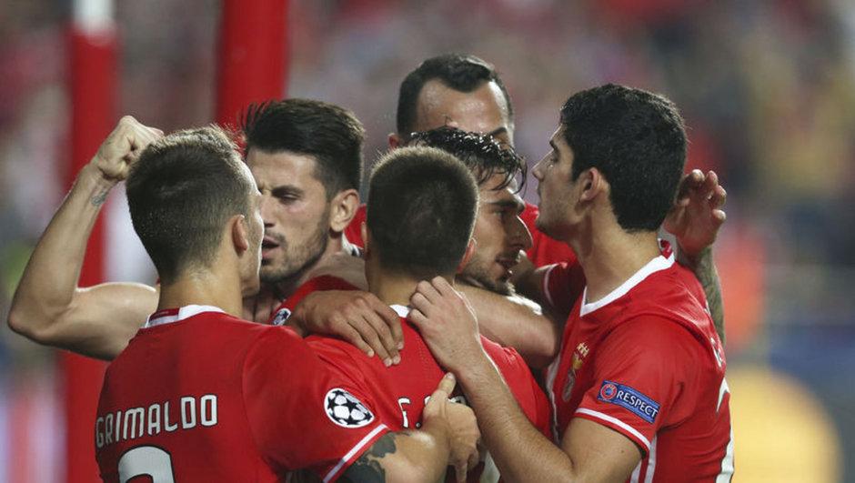 Benfica: 1 - Dinamo Kiev: 0