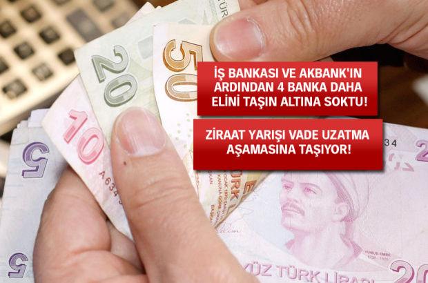 İş Bankası Akbank faiz indirim yarışı