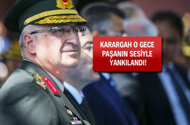 Yaşar Güler darbeci askerler Binbaşı Recep Özkan