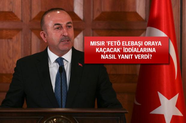 Dışişleri Bakanı Mevlüt Çavuşoğlu Bülent Aydemir FETÖ