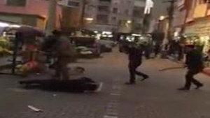 Bursa'da Suriyeliler arasında kavga çıktı