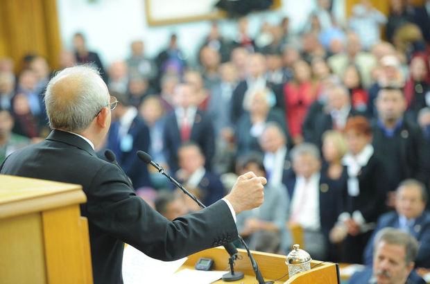 CHP'den idam çıkışı: Meclis'e gelirse...