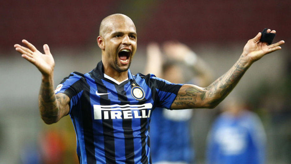 Felipe Melo Inter Milan