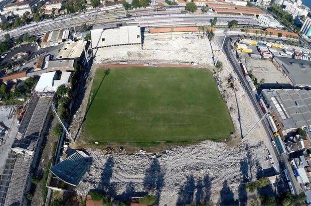 Yeni Alsancak Stadı