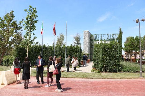 İtalyan Bahçesi