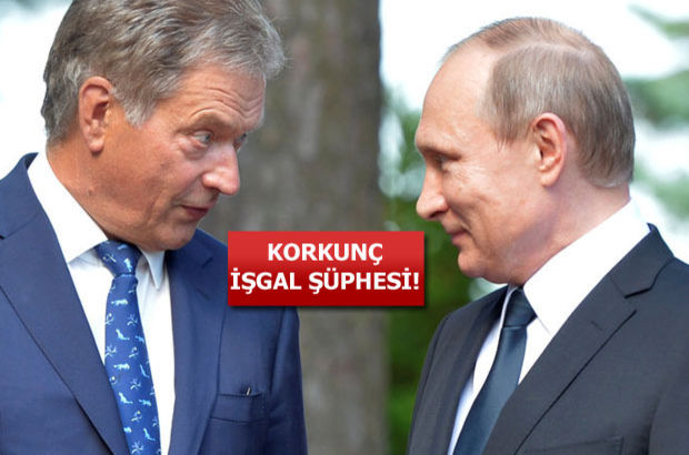finlandiya rusya işgal