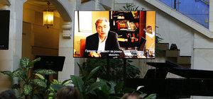 Rusya'dan Orhan Pamuk'a ödül