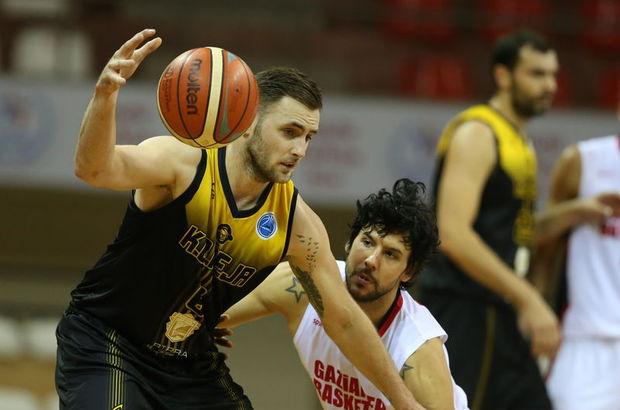 Gaziantep Basketbol - Peja