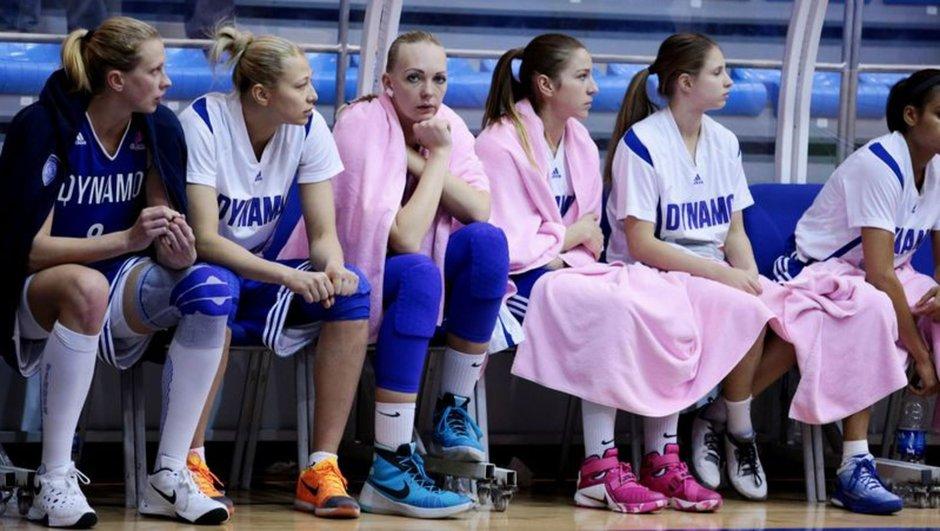 Dinamo Kursk - Mersin Büyükşehir Belediyespor