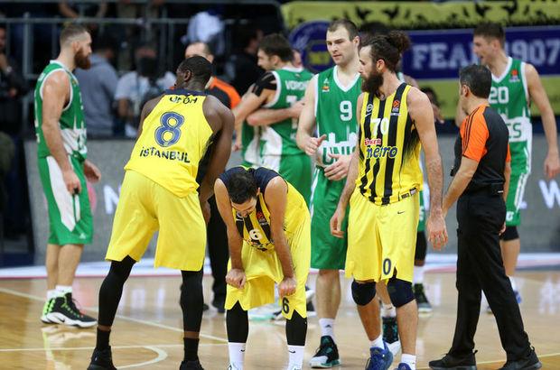 Fenerbahçe - Unics Kazan