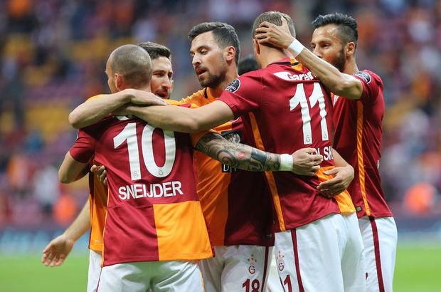 Galatasaray Başakşehir maçı ne zaman
