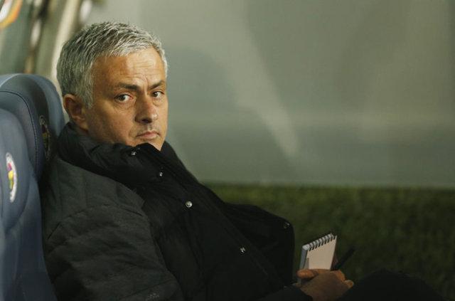 Mourinho İstanbul'da kazanamıyor