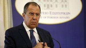Lavrov: ABD ve Türkiye ile Suriye krizini çözmek için çabalıyoruz