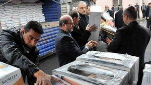 Hakkari'de terörden etkilenen 24 bin aileye 11 milyon lira destek