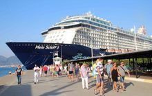 Kruvaziyer turizmle turist sayısı arttı