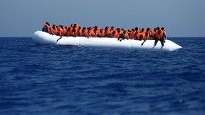 Libya'da iki göçmen teknesi battı: 239 ölü