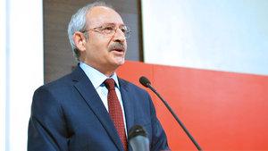 CHP lideri Kılıçdaroğlu: Ülkemizi bölmelerine izin vermeyeceğiz!