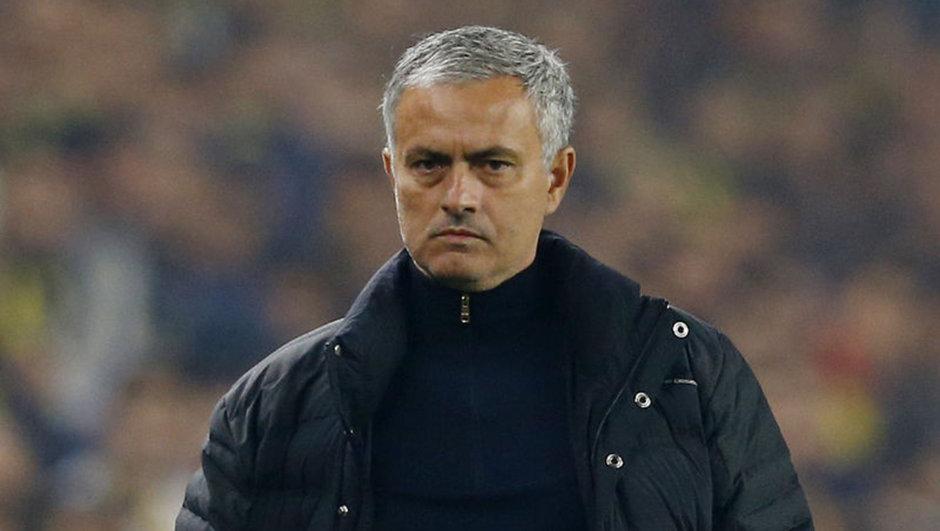 Jose Mourinho Fenerbahçe Manchester United