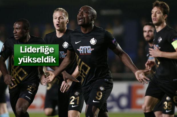 Villarreal - Osmanlıspor | canlı anlatım