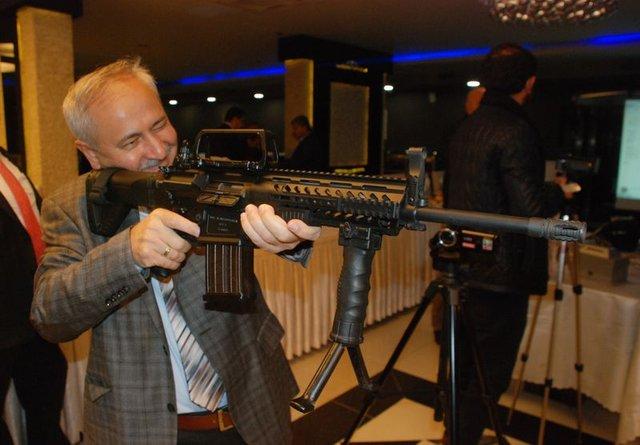 Milli Piyade Tüfeği MPT-76 göreve hazır
