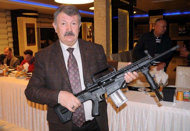 Tokat'ta Milli Piyade Tüfeği MPT-76'nın tanıtımı yapıldı